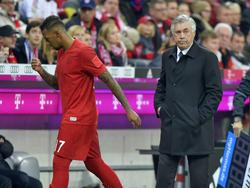 Carlo Ancelotti meint, Jérôme Boateng kann es besser