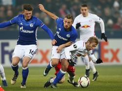 Schalkes Youngster in der EL
