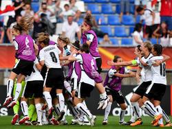 Österreich gegen Spanien Frauen EM
