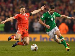 Wales und Irland kämpfen im direkten Duell um das WM-Ticket
