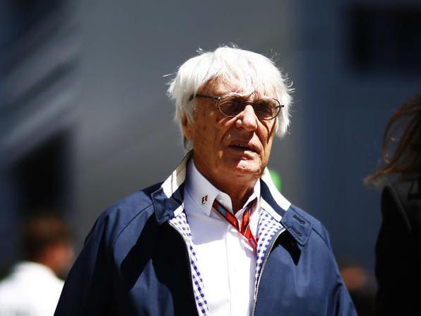 Bernie Ecclestone fühlt sich an den Formel-1-Rennstrecken nicht mehr willkommen