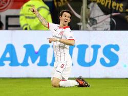 Fortuna Düsseldorf konnte das Auswärtsspiel in Kaiserslautern gewinnen