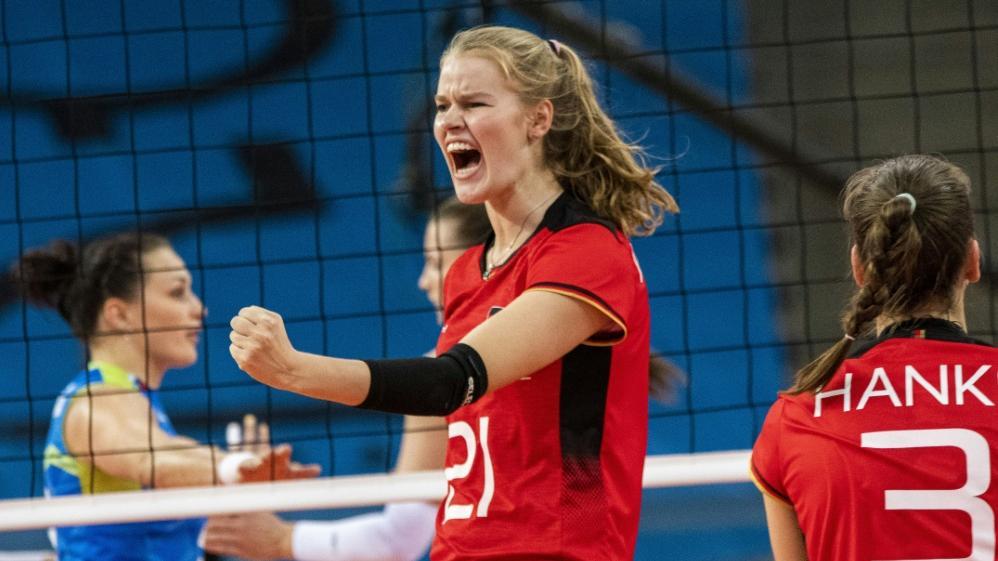 Camilla Weitzel und Co. im EM-Viertelfinale
