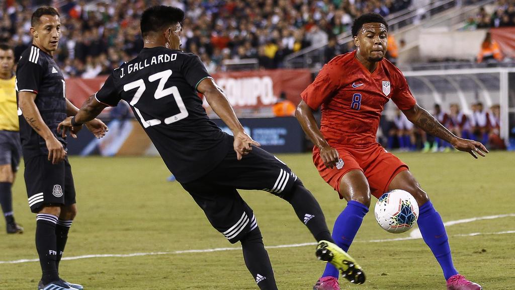 Schalke-Star McKennie unterlag mit den USA gegen Mexiko