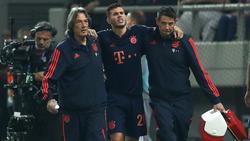 Lucas Hernández fehlt dem FC Bayern lange