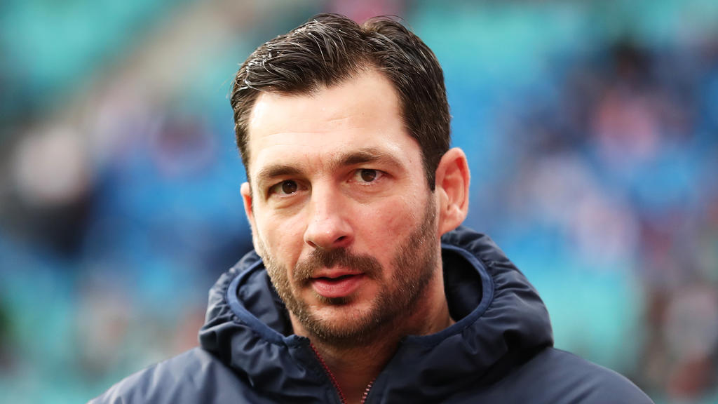 FSV-Trainer Sandro Schwarz ist mit seiner Mannschaft nach der Leipzig-Klatsche auf Wiedergutmachung aus