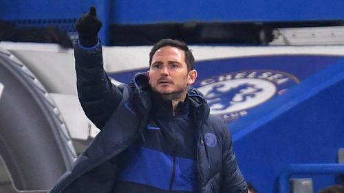 Frank Lampard darf sich im Winter wohl über neues Personal freuen