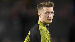 BVB-Kapitän Marco Reus ist heiß auf die Partie gegen RB Leipzig