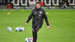 Danny Röhl ist vom FC Bayern zum DFB gewechselt