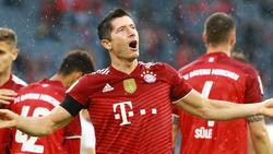 Robert Lewandowski jagt einen weiteren Bundesliga-Rekord