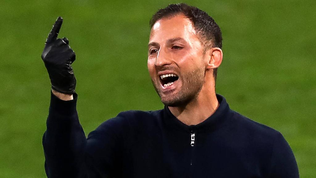 Domenico Tedesco wurde 2019 beim FC Schalke 04 gefeuert