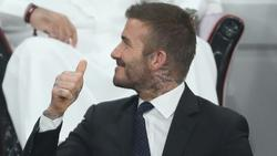 Der Deal soll Beckham wohl 177 Millionen Euro einbringen