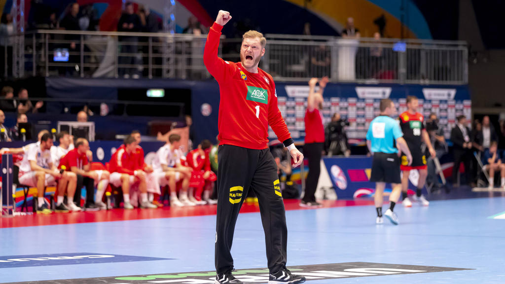 Johannes Bitter war der Mann des Spiels gegen Österreich