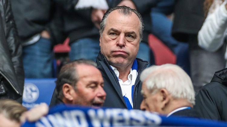Clemens Tönnies vom FC Schalke 04 sorgt sich um die Bundesliga