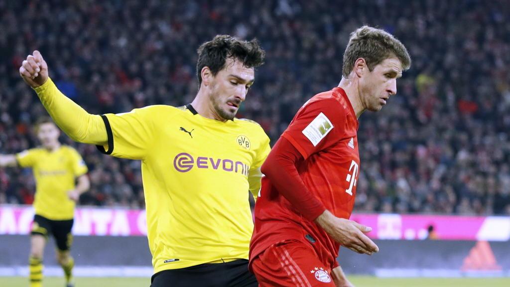 BVB und FC Bayern haben mit zwei weiteren Klubs einen Solidar-Topf eröffnet
