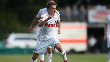 Niklas Hauptmann versucht sein Glück in Kiel