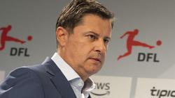 Christian Seifert hört als DFL-Boss auf