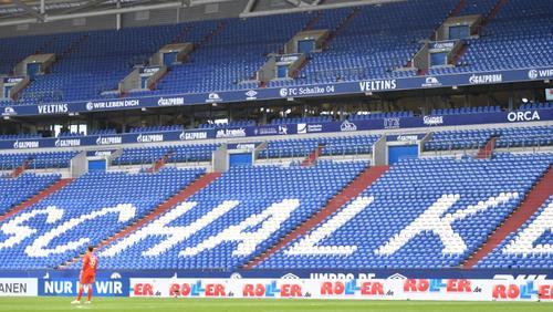 Der FC Schalke muss gegen Stuttgart auf Fans verzichten