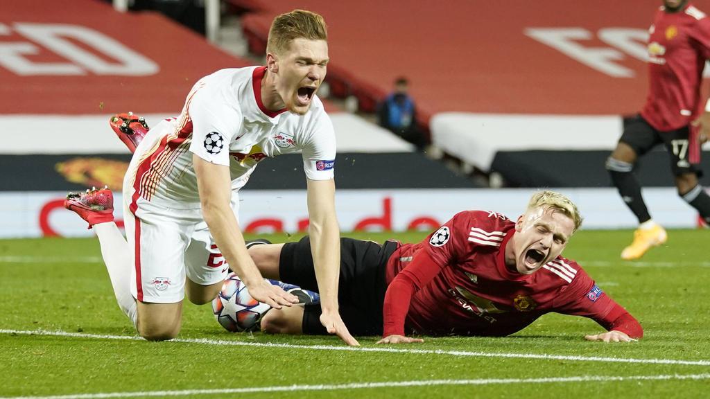 Bittere Pleite für RB Leipzig in der Champions League