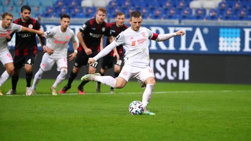 Die Bayern-Reserve setzte sich gegen Wiesbaden durch