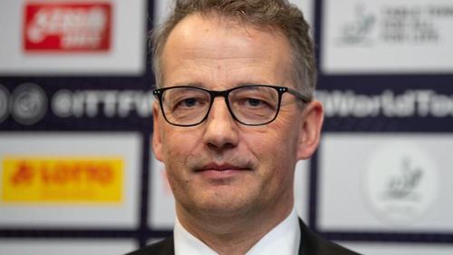"""DTTB-Präsident Michael Geiger warnt vor einer Übernahme durch den Verband """"World Table Tennis"""""""