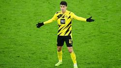 Giovanni Reyna hat sich beim BVB in den Vordergrund gespielt