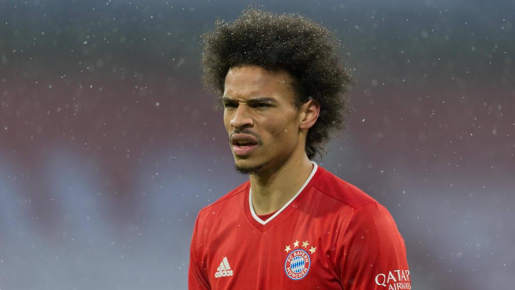 Leroy Sané vom FC Bayern will sich nicht auf sein Image reduzieren lassen