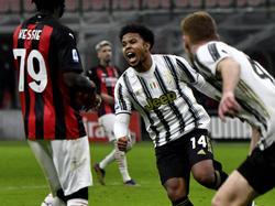 Juve schlägt Milan