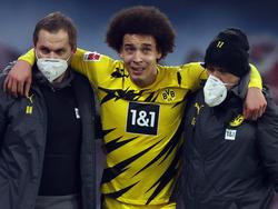 Schwere Verletzung bei Dortmunds Witsel
