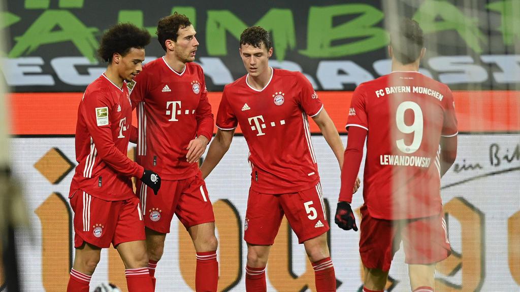 Leon Goretzka verpasst das Spiel des FC Bayern gegen Holstein Kiel
