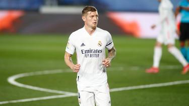 Toni Kroos überragte beim Sieg von Real Madrid
