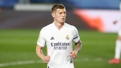 Kroos no jugará más esta temporada con el conjunto blanco.