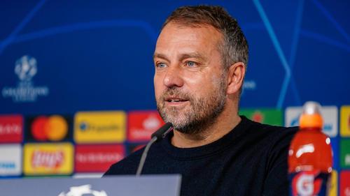 Hansi Flick hat mit seinem Kader-Kommentar beim FC Bayern für Wirbel gesorgt
