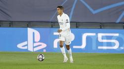 Raphael Varane fehlt Real Madrid wohl gegen den FC Chelsea