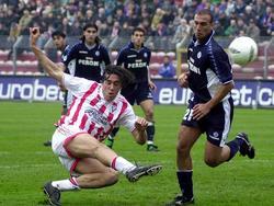 Luca Toni im Trikot von Vicenza Calcio