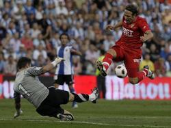 Primera División 2010/2011: Hércules CF vs. Sevilla FC (2:0)