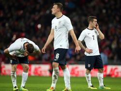 England kassiert 0:2-Klatsche gegen Chile