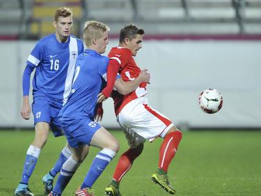 Der Altach-Stürmer wurde zum Matchwinner für Österreich