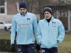 Rune Jarstein und Per Skjelbred gehören zum norwegischen Aufgebot