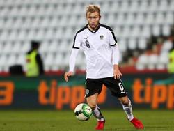 U21-Teamspieler Konrad Laimer