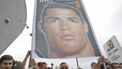 Die Juve-Fans freuen sich auf Cristiano Ronaldo