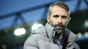 Trainer Marco Rose will mit RB Salzburg den Einzug in die Gruppenphase der Champions League erreichen
