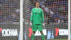 Bayern-Keeper Christian Früchtl musste sich zweimal geschlagen geben