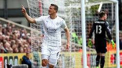 Bis zum Sommer 2018 spielte Robert Huth für Leicester City