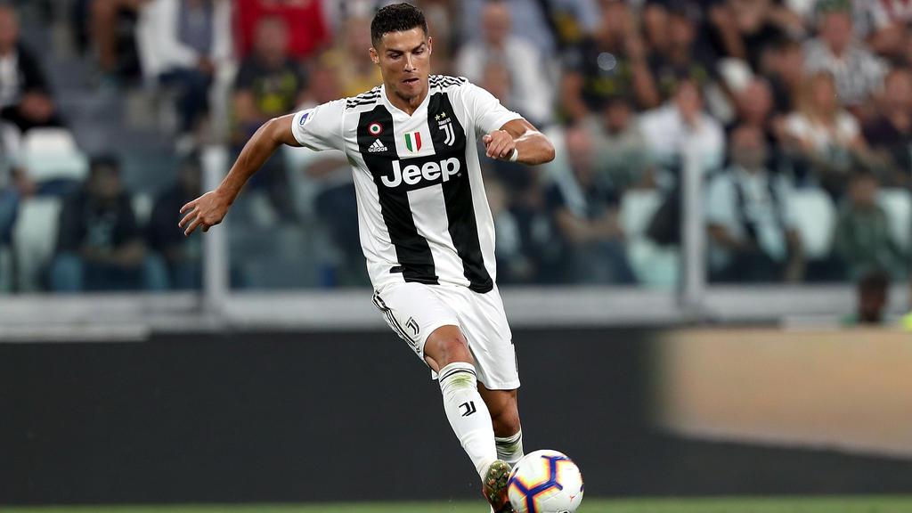 Sein Tor zum 1:0 reichte Juventus am Ende nicht: Cristiano Ronaldo