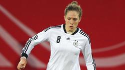 Kim Kulig spielte für den DFB