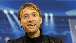 Zuversichtlich: Bayer-Sportdirektor Simon Rolfes