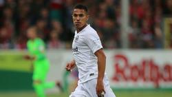 Carlos Salcedo steht vor der Rückkehr in die Startelf bei der Frankfurter Eintracht