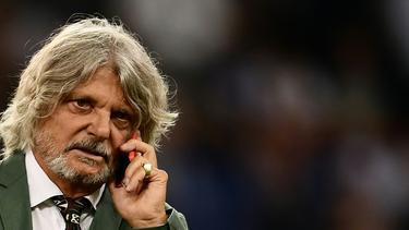 Massimo Ferrero wird unter anderem Betrug vorgeworfen