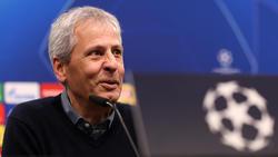 Will mit dem BVB auch in Monaco gewinnen: Lucien Favre